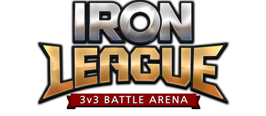 Iron League Logo