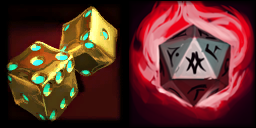Icons from HoN's Blacksmith, and Dota2's Chaos Knight
